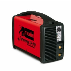 INVERTOR SUDURA TELWIN TECHNOLOGY 236 HD