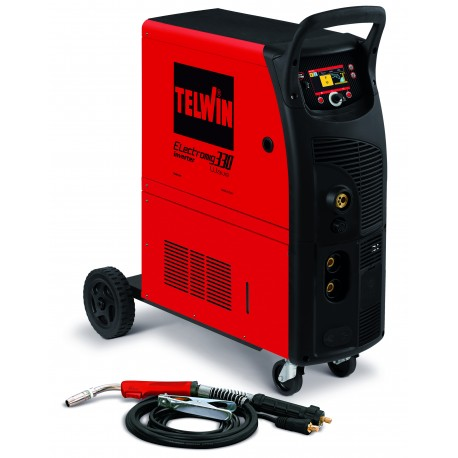 ELECTROMIG 330 WAVE 400V Telwin- Aparat de sudura multiproces
