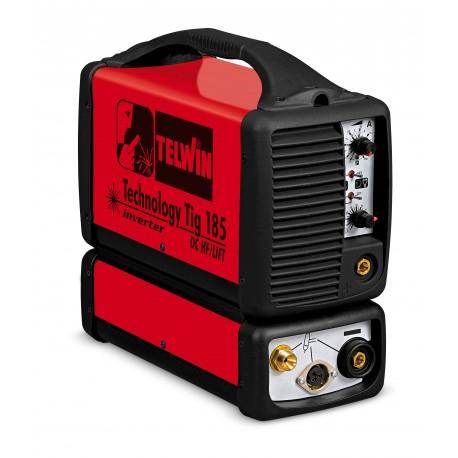 APARAT SUDURA TECHNOLOGY TIG 185 DC-HF/LIFT