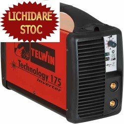 INVERTOR SUDURA TELWIN TECHNOLOGY 175 HD