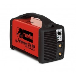 INVERTOR SUDURA TELWIN TECHNOLOGY 216 HD